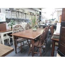 5 Piece Amish Dining Set