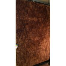 5'x8' Mirabella Shag, Brown
