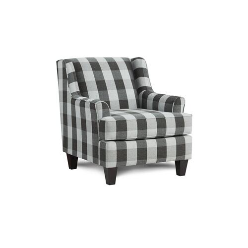 Designer's Choice - Block Party Ebony Accent Chair