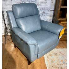 Full Power Leather Recliner