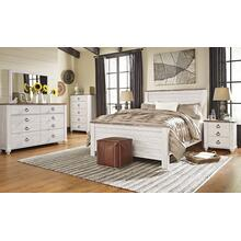 Willowton - Queen Bed, Dresser, & Nightstand