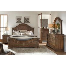LIBERTY 685 BR31-BR51-BR13-BR14-BR90 Haven Hall 3-Piece Bedroom Group - Queen Panel Bed, Dresser & Mirror