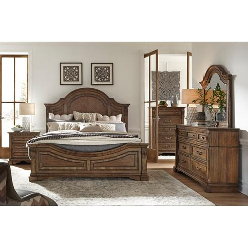 LIBERTY 685-BR90-BR14-BR-13 - Haven Hall Queen Panel Bed