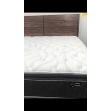 See Details - PILLOW TOP MATTRESS WITH GEL LUMBAR AND POCKETED COILS