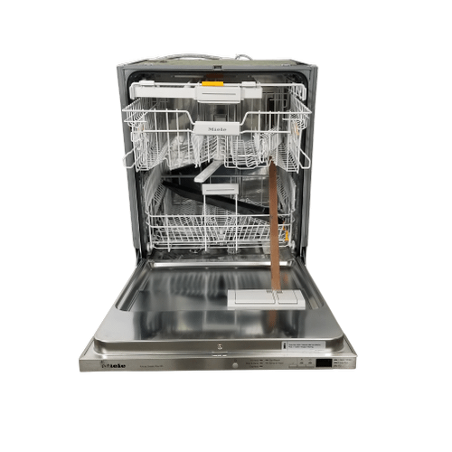 "24"" Dishwasher - Fully-integrated, full-size dishwasher with hidden control panel, cutlery tray and custom panel and handle ready"