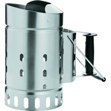 Rosle Stainless Steel Charcoal Starter, 13-Inches
