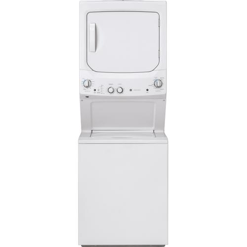 GE Appliances - FULL SIZE STACK COMBO ELECTRIC DRYER/WASHER