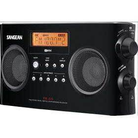 FM-Stereo RBDS / AM Digital Tuning Portable Receiver