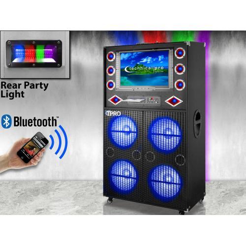 Technical Pro XVision Karyoke Party Speaker