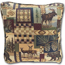 Peter's Cabin Accent Pillow
