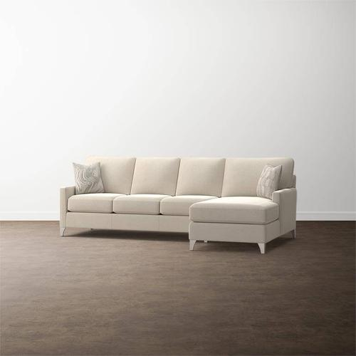 Premier Collection - Custom Upholstery Right Chaise Sectional