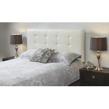 #478WH UPHOLSTERED HEADBOARD w/2008 legs