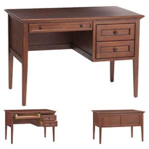 McKenzie 3-drawer desk