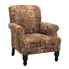 See Details - Style 60 Fabric Occasional Chair