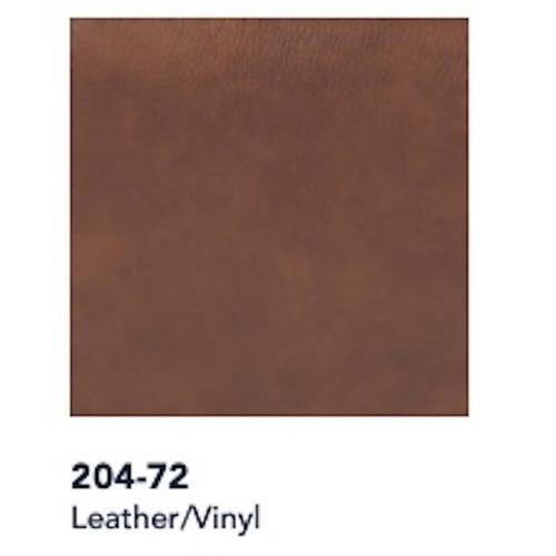 Flexsteel - Fenwick Power Reclining Loveseat with Power Headrests - 204-72 Leather Vinyl