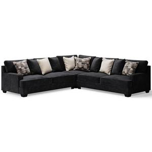 Gallery - Lavernett 3 Piece Sectional