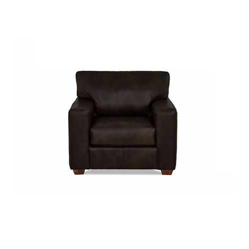 Sydney Java All Leather Chair