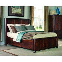 Kingsport Panel Bed