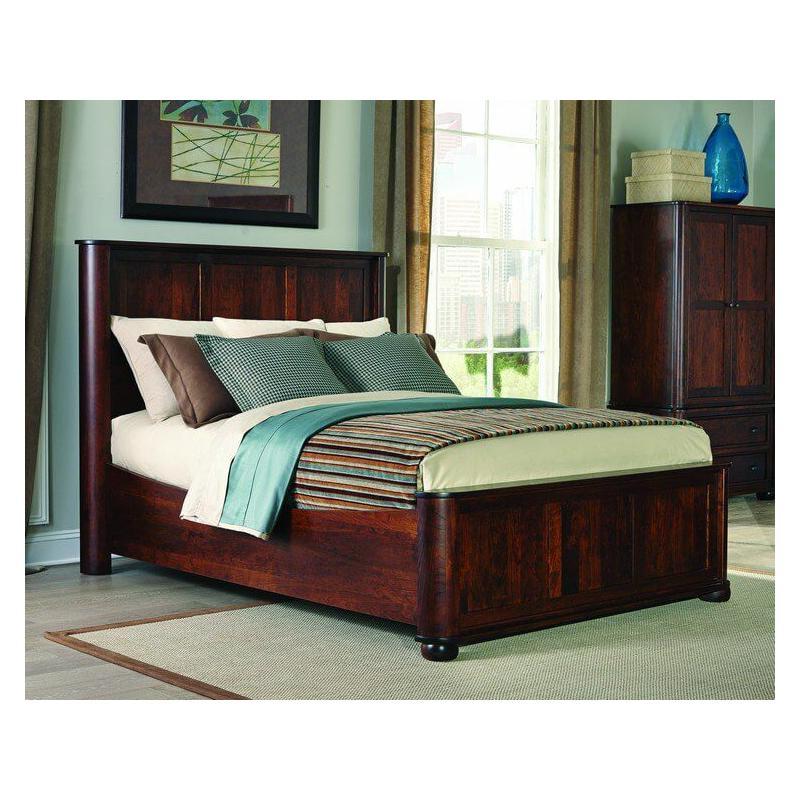See Details - Kingsport Panel Bed