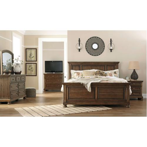 Swanson King Panel Bed