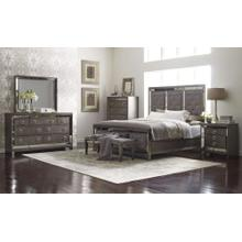 Avalon Furniture Lenox Collection B4724N (Q-B, D/M, CH, N/S and Bench)