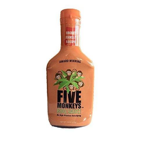Five Monkeys - Original BBQ Sauce