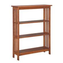 3' Mission Bookcase