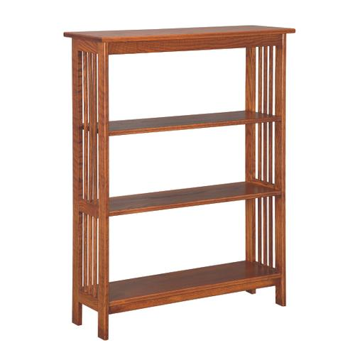 Country Value Woodworks - 3' Mission Bookcase