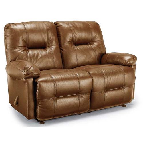 Best Home Furnishings - ZAYNAH Leather Recliner Sofa #209982