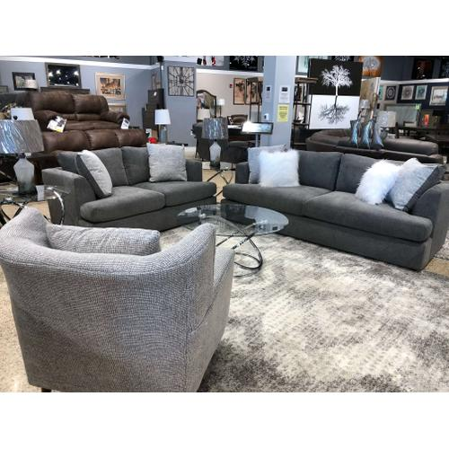 Matthew 3 Piece Living Room Set (Sofa, Loveseat, and Accent Chair)