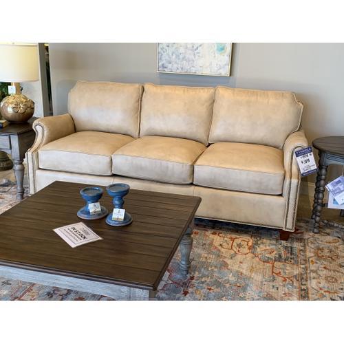 L7 Leather Sofa