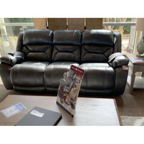 Weston Leather Power Reclining Sofa