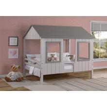 Full House Low Loft Bed