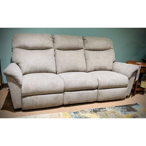CAITLIN SPACE SAVER SOFA in STONE      (S420RA4-20206,27954)