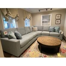 See Details - Tate Sectional