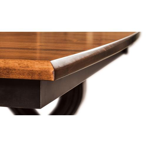 Shown in Brown Maple