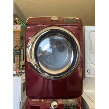 See Details - Refurbished Red color front load washer