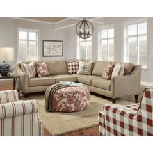 WC3350-21LR/15  Willpower Cafe Sectional