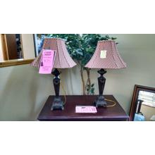 View Product - Pair Of Lamps