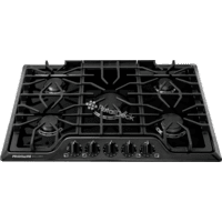 """View Product - 30"""" GALLERY 5 BURNER GAS COOKTOP"""