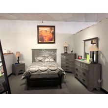 See Details - Crown Mark Sarter Queen Bedroom Set