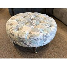 Upholstered Ottoman - Choose Your Fabric
