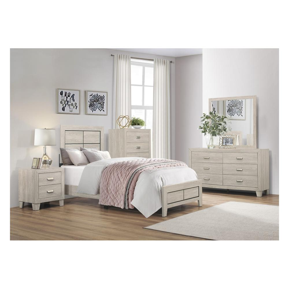 Quinby 4pc Twin Set