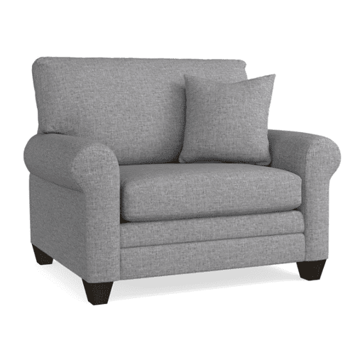 Premium Collection - Carolina Sock Arm Chair and a Half