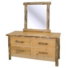 RRP262  4-Drawer Dresser