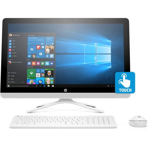 All-In-One Computer - Touchscreen - 4GB Memory - 1TB Hard Drive