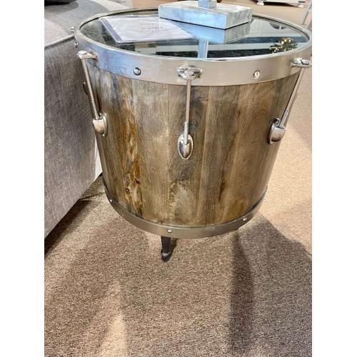 Pulaski Furniture - Drum End Table