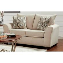 Ashton Khaki Loveseat