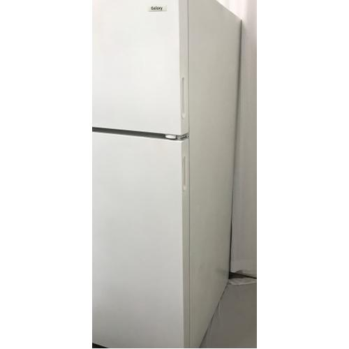 Galaxy 18 Cu Ft. Top Freezer Refrigerator
