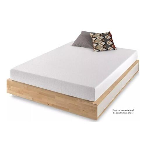 "homePLUS 9655 - 10"" Medium Firm Hybrid Gel Foam Mattress"